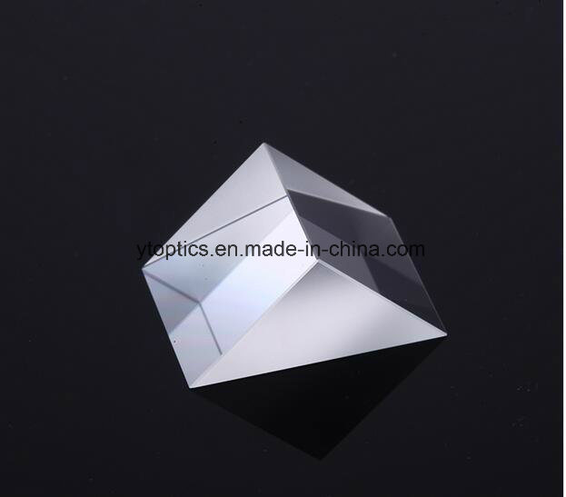 Optical Glass Right-Angle Triangular Prism Optical Prism