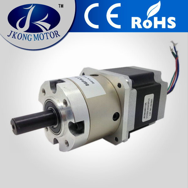 High Torque 57mm Planetary Gearbox Stepper Motor with High Precision and Low Noise CE and RoHS Approved