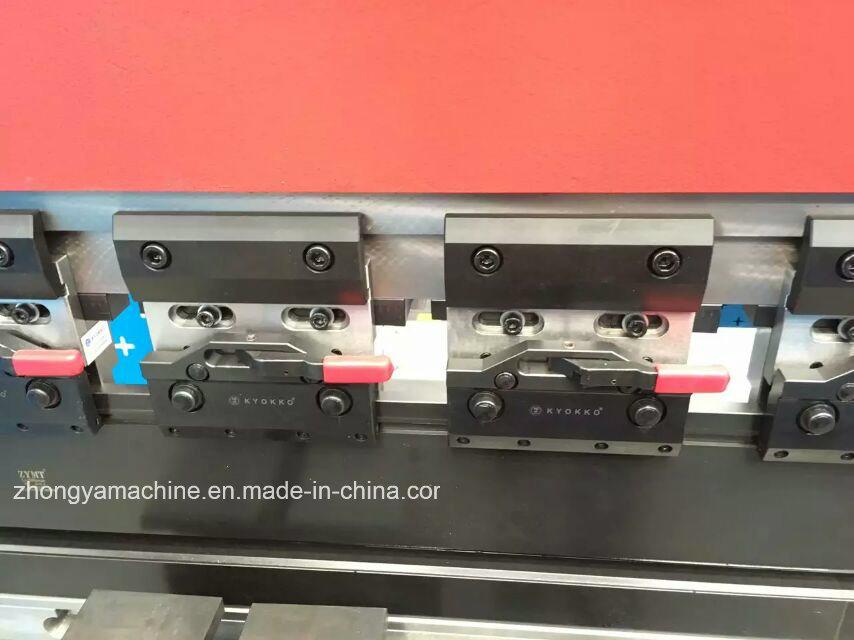 Hydraulic Press Brake CNC Folding Machine Pbh-80ton/3200mm