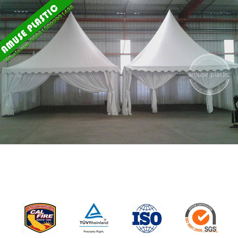 10X10 Heavy Duty White Shade Pop up Sports Canopy Tent with Sides for Sale