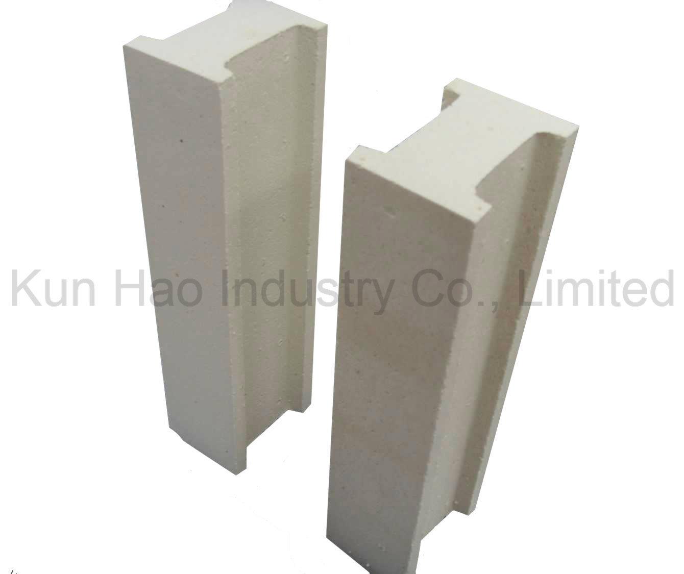 Refractory Sillimanite Brick for Glass Kiln, Steel Industry