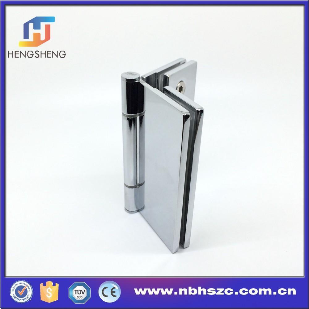 180 Degree Rotation Zamac Shower Cabinet Door Hinge