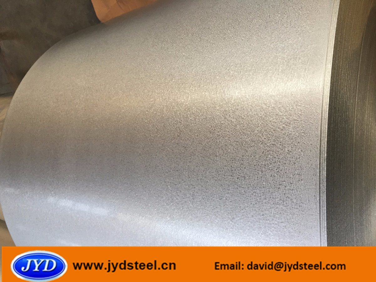 Aluminum-Zinc Coated Steel Coil