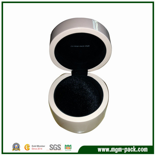 High Glossy Cylinder Packaging Watch Box