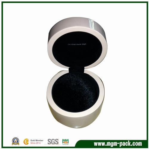 High Glossy Finishing Cylinder Luxury Wooden Watch Box