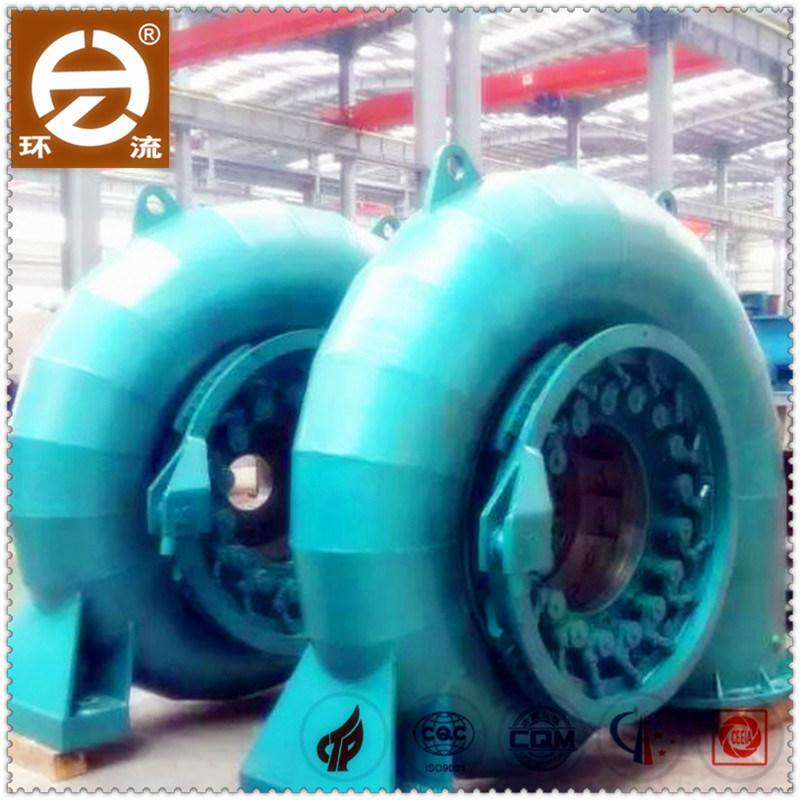 Hla551c-Wj-120 Type Francis Water Turbine