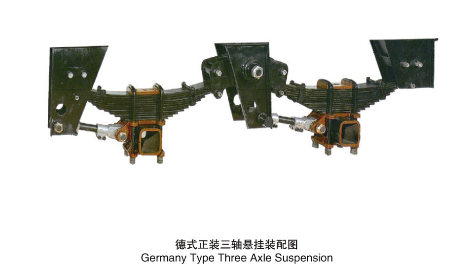 Many Types of Mechanical Suspension