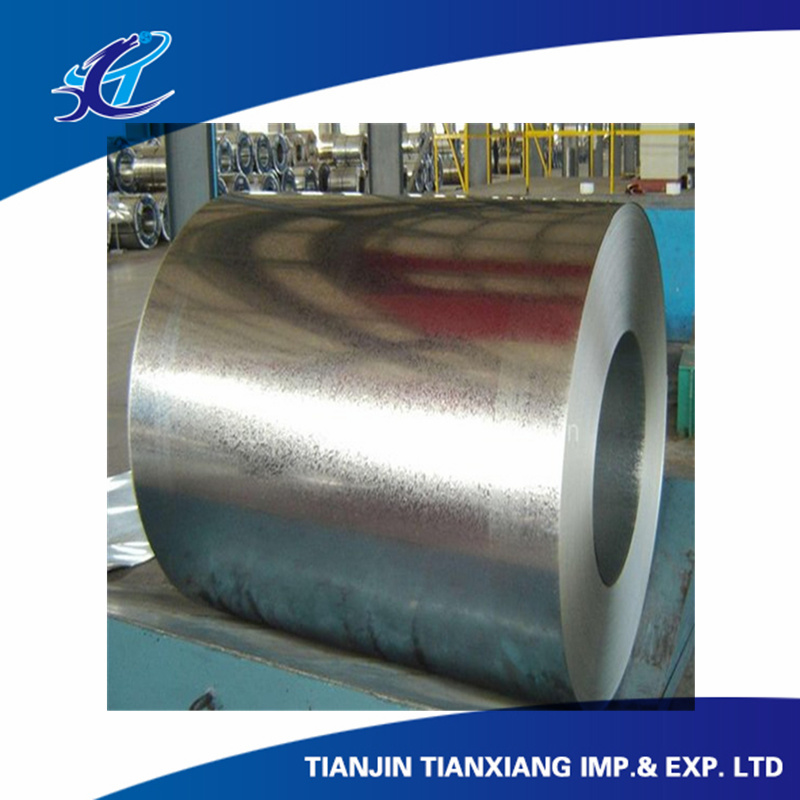 Hot Dipped Galvalume Zluzinc Steel Coil