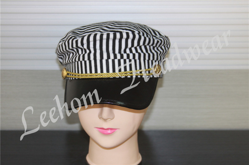 (LM14007) Uniform Military Police Hats and Caps