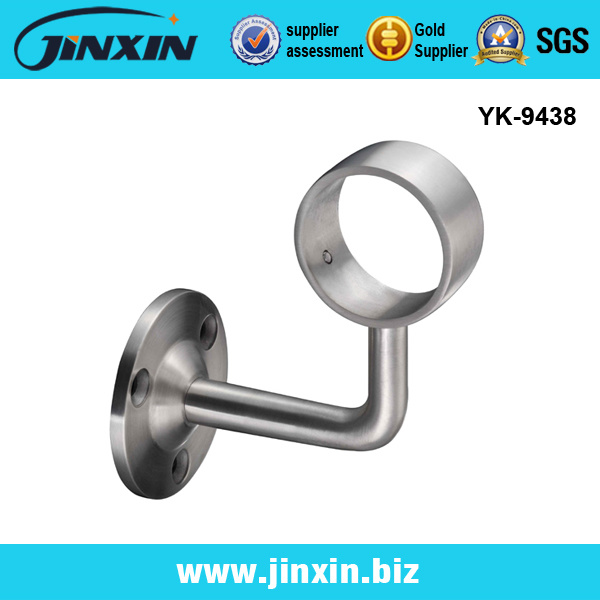 China stainless steel stair wall bracket cross tube yk