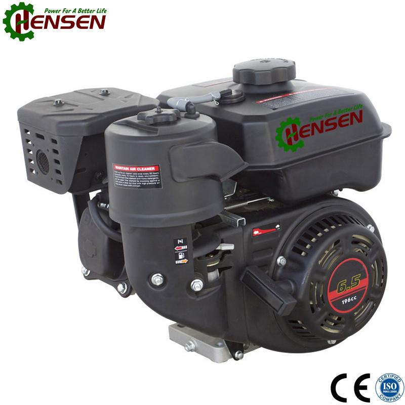6.5HP 196cc Single Cylinder 4 Stroke Gasoline Engine