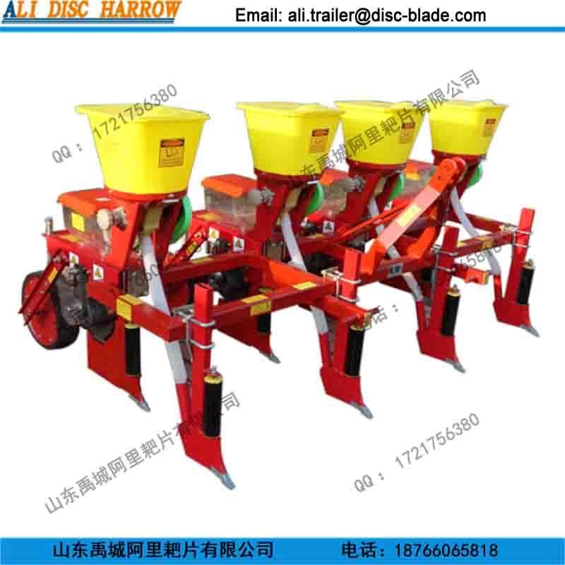 4 Rows Precistion Corn Planter with Fertilizer