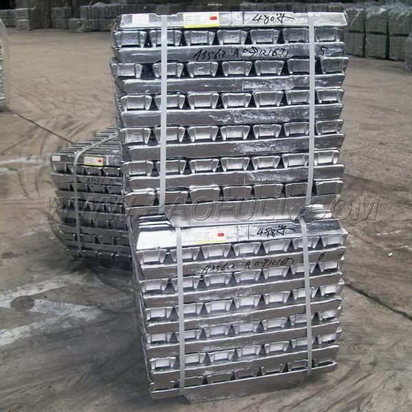 Al Alloy Ingot Aluminium Ingot ADC 12