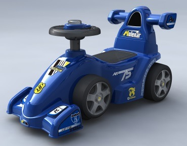Baby Ride on Kids Toy Children Toy Car with Ce Certificate
