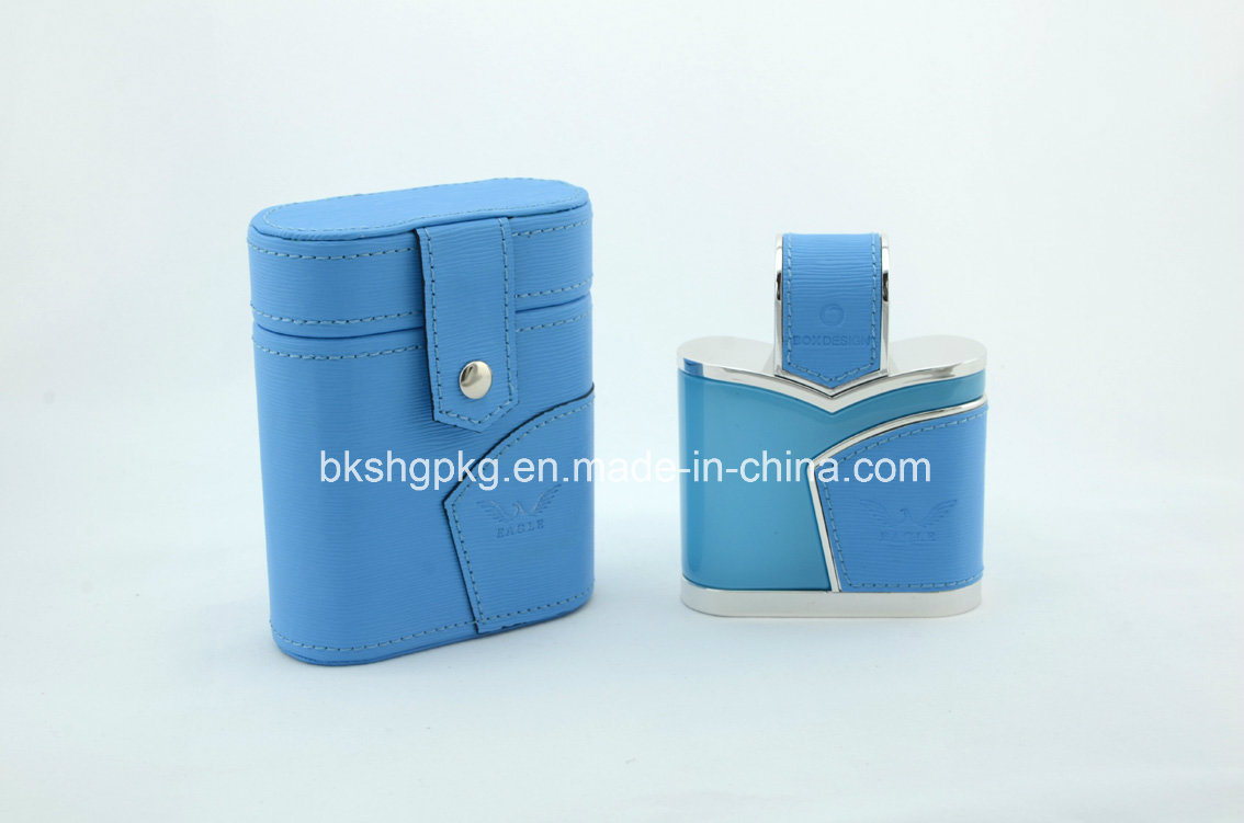 Exquisite Leather Box for Perfume Bottle