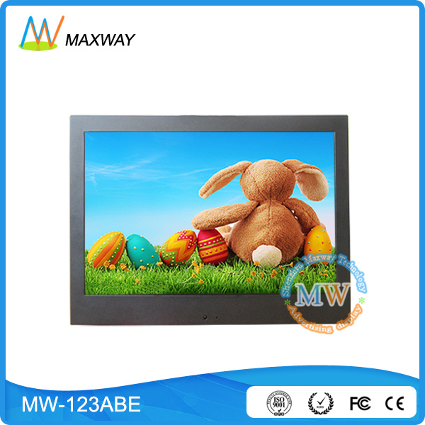 Poe Powered 12 Inch Android 4.4 Network WiFi 3G Tablet Display Wall Mount (MW-123ABE)