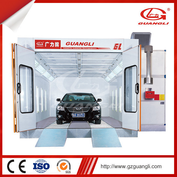 China Best Selling Gl2000 A1 New Design Ce Paint Spray Booth For
