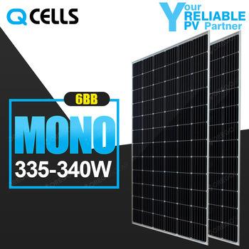 Q Cells High Efficiency Monocrystalline PV Solar Panel 330W 335W