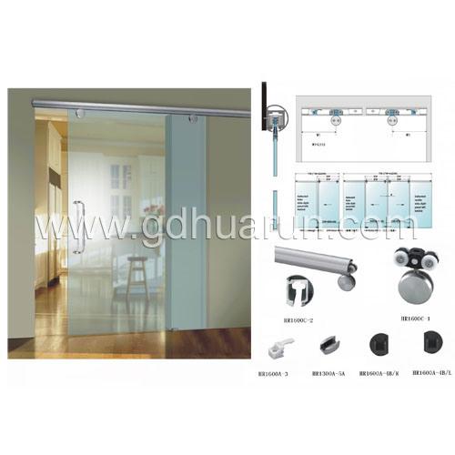 Glass Door Roller / Folding Door Upper Clamp/Sliding Door Fitting (HR1600C)