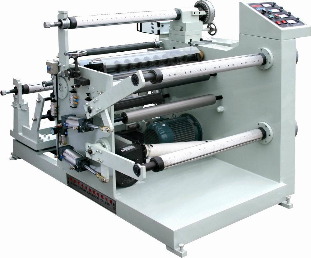 Film and Adhesive Tape Auto Slitting Laminating Machine