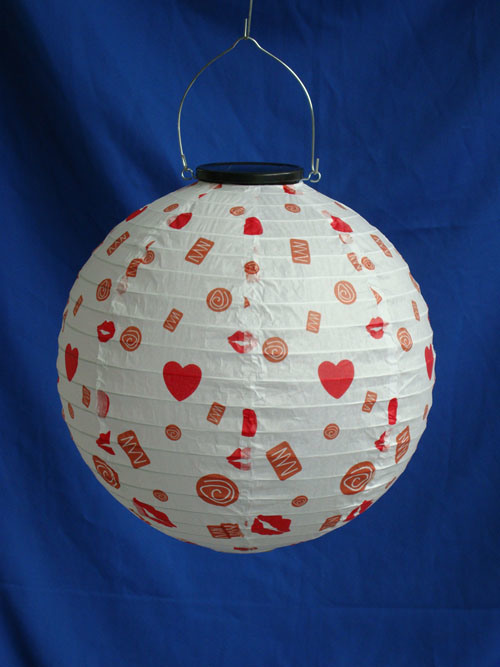 Romantic Style Solar Lantern for Weddings HHDTYD3132