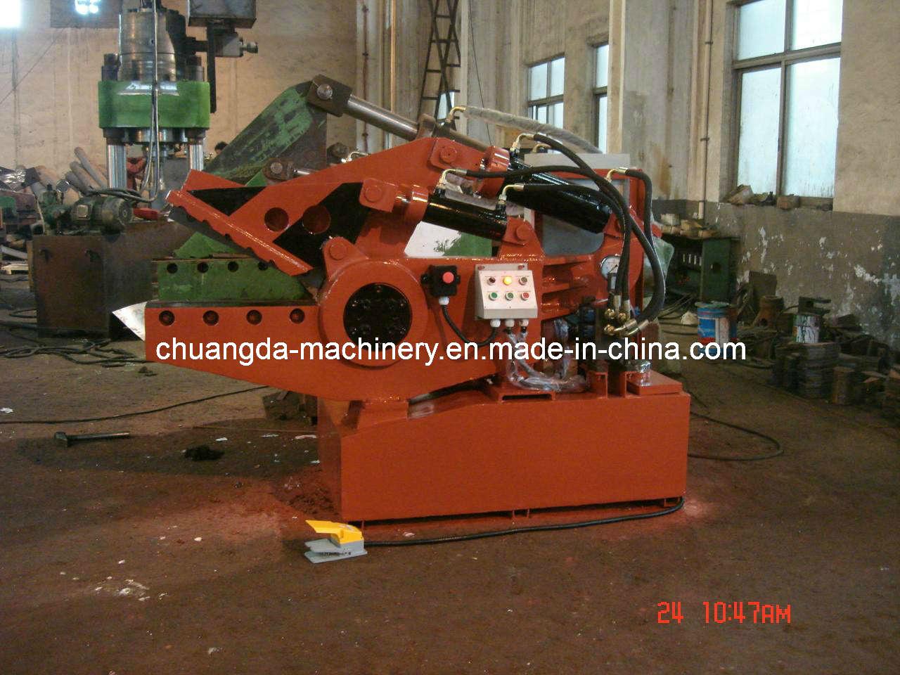 Alligator Shear /Hydraulic Cutter (Q08-100)