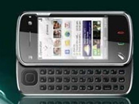 Cell Phone with Keyboard
