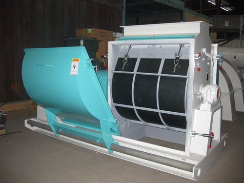 SFSP Series Animal Feed Hammer Mill