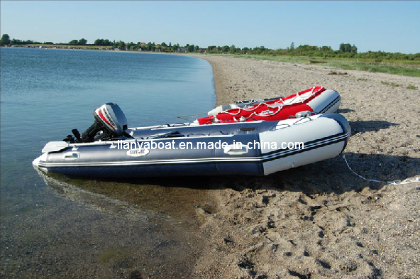 Liya Small Inflatable Boat Hypalon Made in China