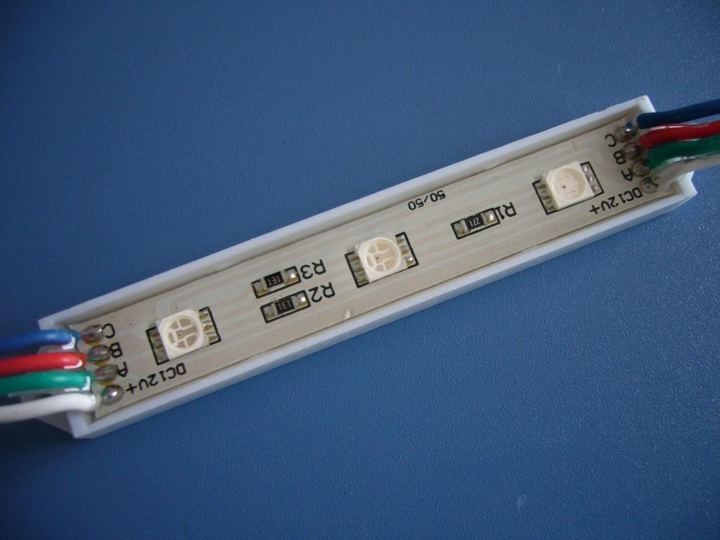 China LED Modules RGB/LED RGB Module (MH-MFD7512-3P5050) - China Led Modules Rgb, Led Module