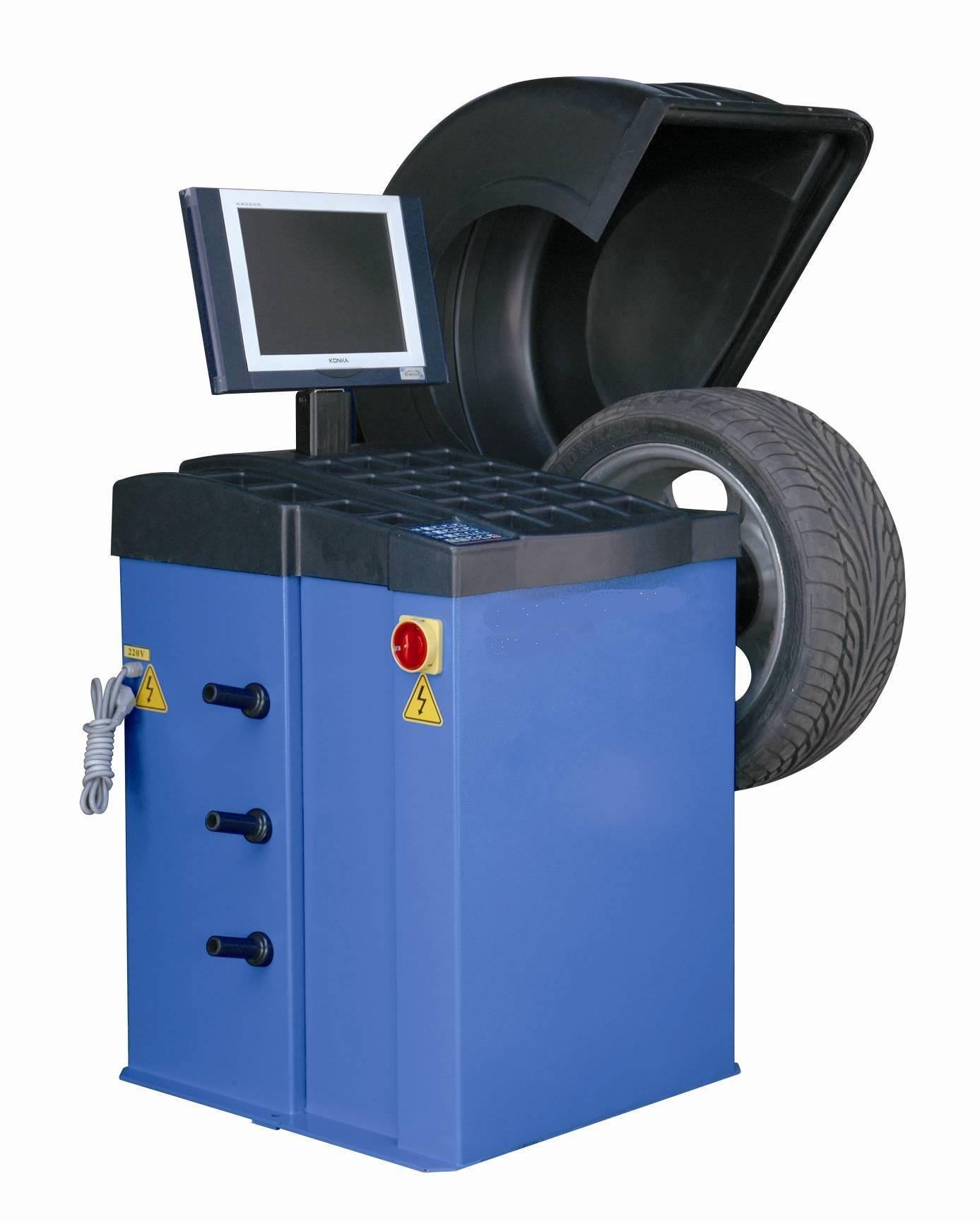 Wheel Balancer Machine, Tyre Changer With CE and ISO9001 (DWB-3)