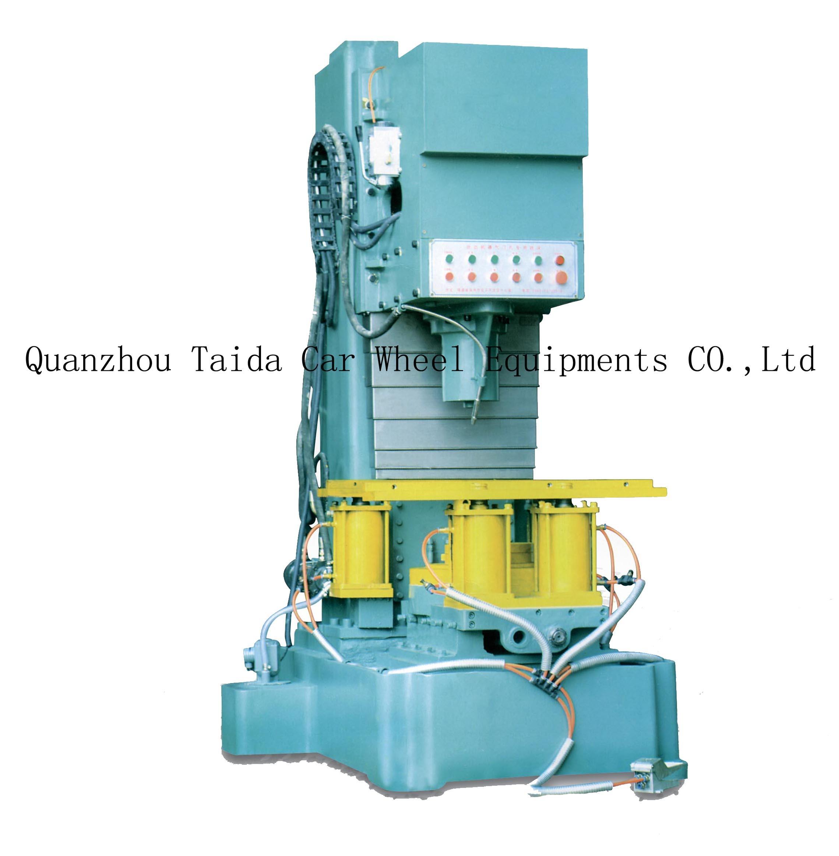 milling machine metal