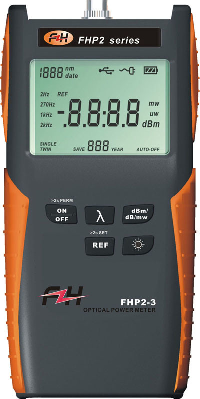 Laser Power Meter : China laser power meter fhp series light