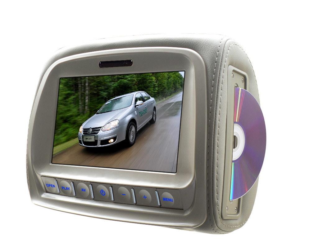 Headrest DVD Players - m
