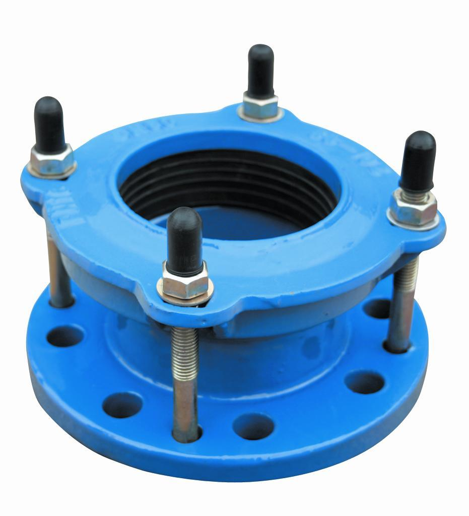 China flange adaptor and coupling ductile iron
