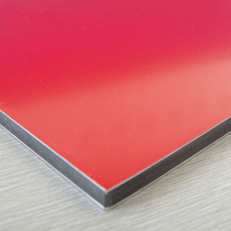 Aluminum Composite Material : Pvdf aluminum composite material china