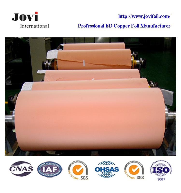 Shield ED Copper Foil for MRI Rx Coil