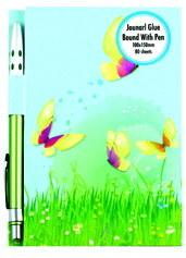 Glue Bind Notebook (184)