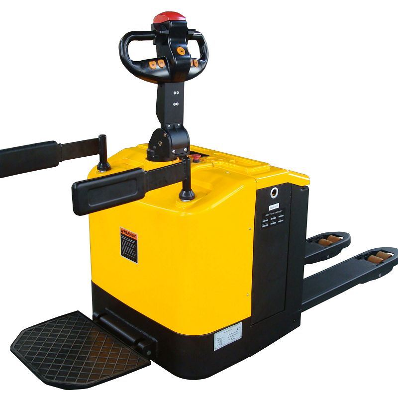 China Electric Pallet Truck Wp46 25 China Electric