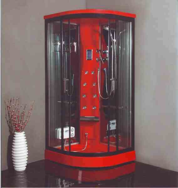 China Complete Shower Enclosure Yh 8003 China Walk In