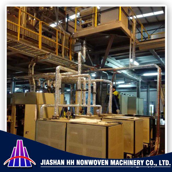 1.6m Composite Line-M Nonwoven Fabric Machine
