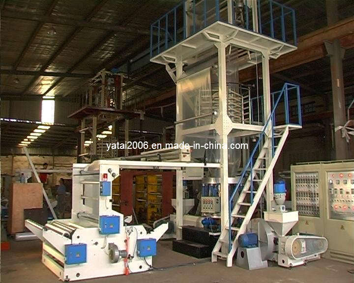 Three-Layer Co-Extrusion Film Blowing Machine (YT/3L)