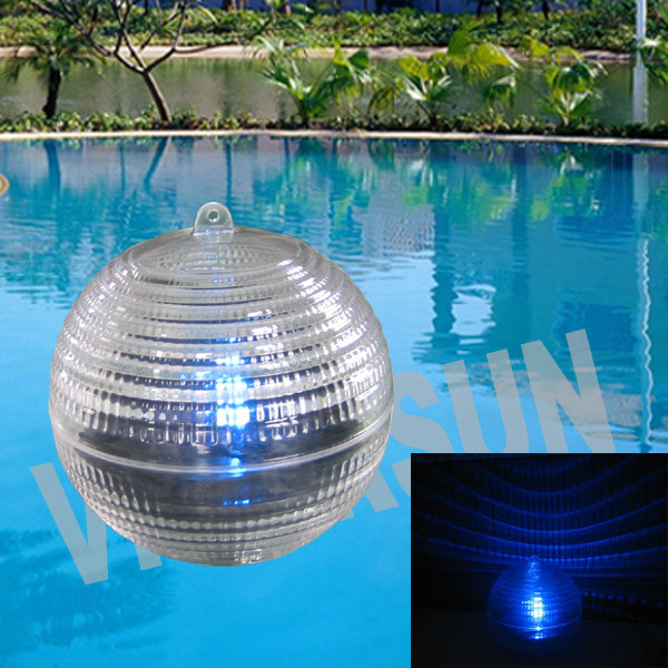 China Solar Swimming Pool Floating Light Solar Pond Lamp Vs 80163w China Solar Light