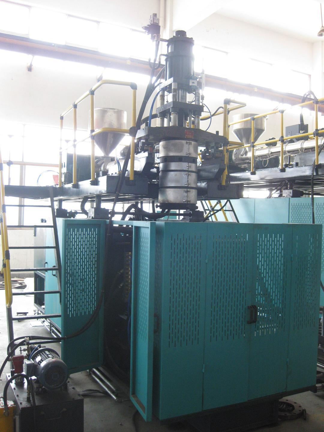 Blow Molding Machine for Max. 30L