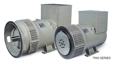 Brushless Alternator Leroysomer Type (TWG SERIES)