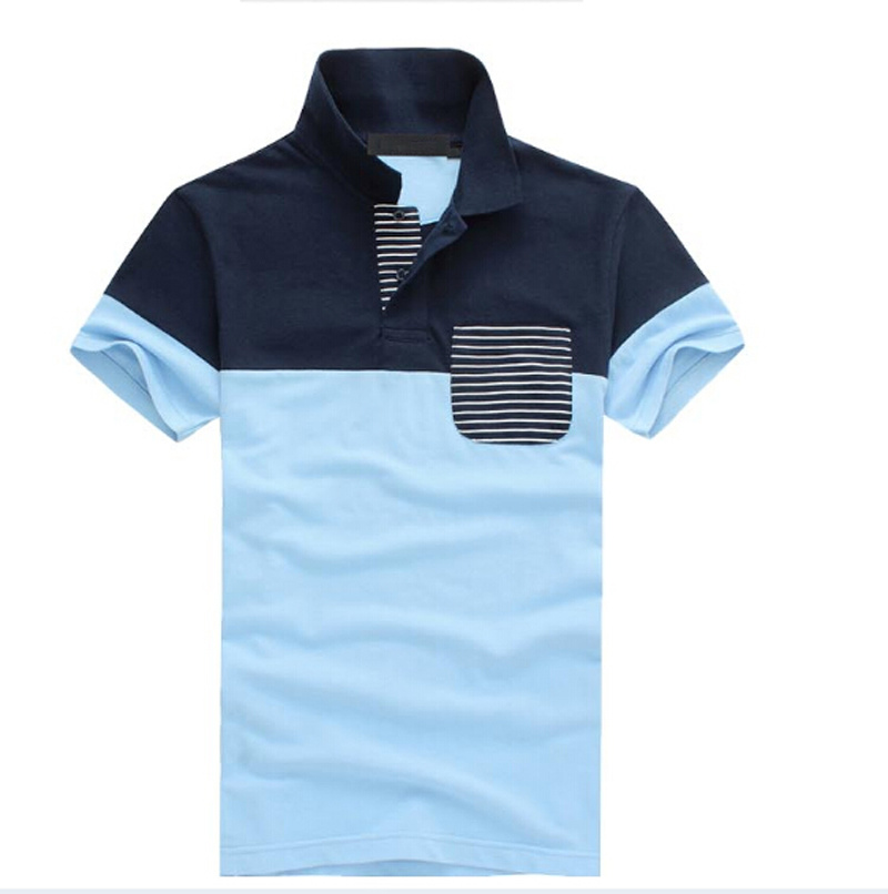 China men sport polo t shirt polo collar plain t shirt for Cheap polo collar shirts