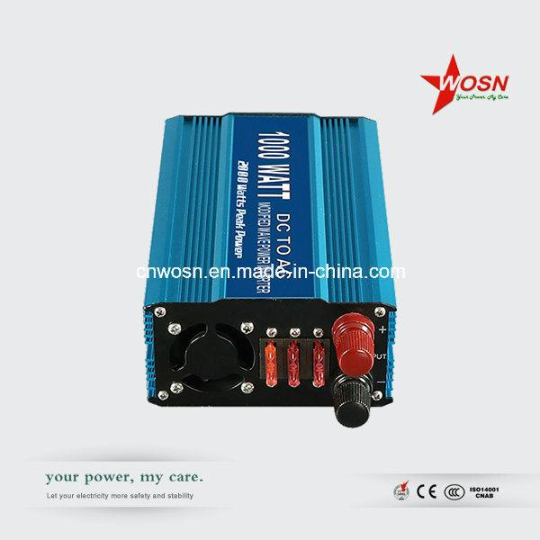 12V 220V 1000W / 1kw Pure Sine Wave off Grid Solar Inverter