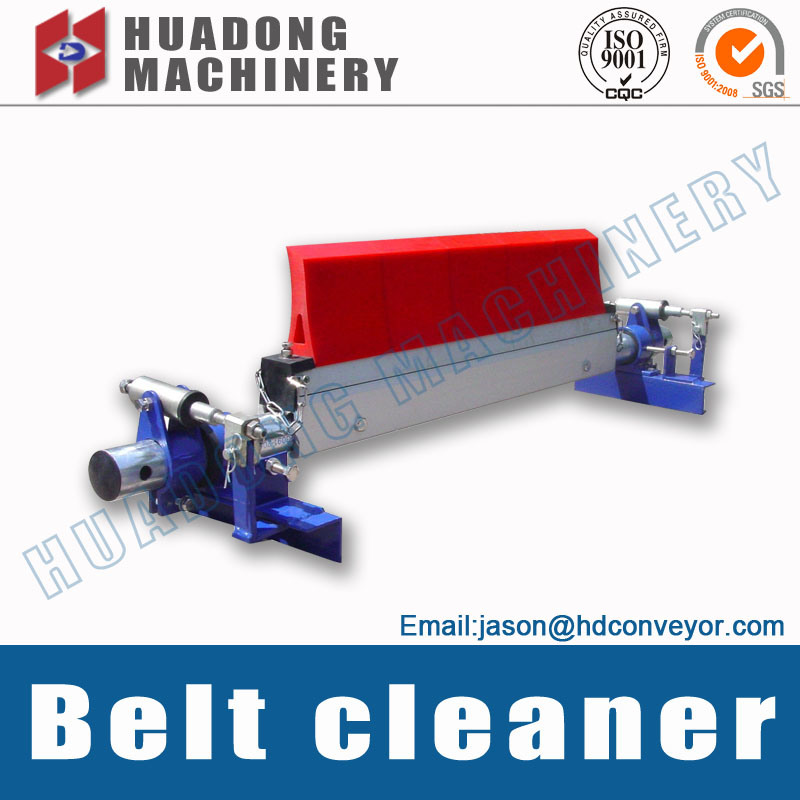 Primary Polyurethane Belt Cleaner for Belt Conveyor