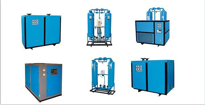 Zakf Industrial Air Compressors Spare Parts High Quality Dryer