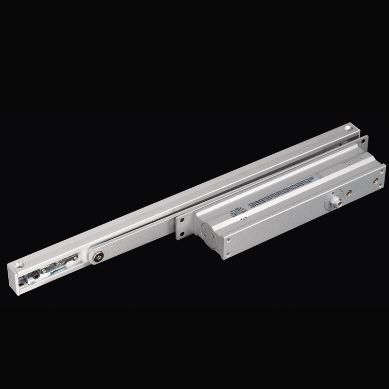 Concealed Installation Door Closer 40-85kg Capacity aluminium Extrued